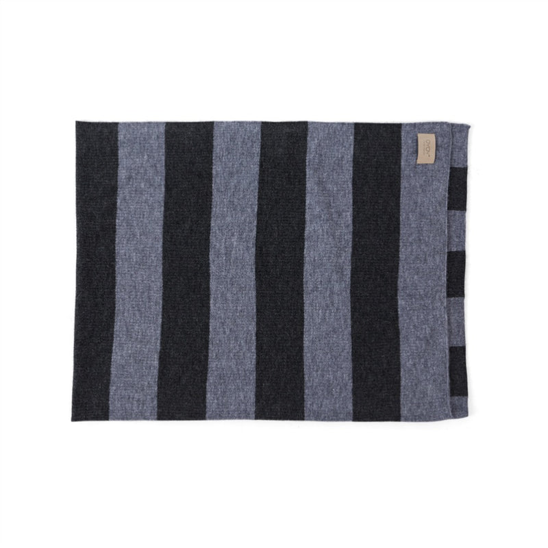 Sonno Plaid - Grey Melange / Anthracite Melange