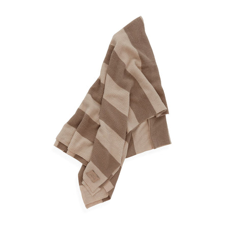 Sonno Plaid - Nude Melange / Light Brown Melange