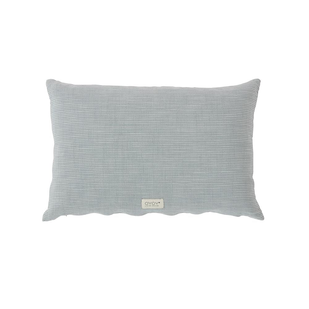 Kyoto Cushion - Dusty Blue