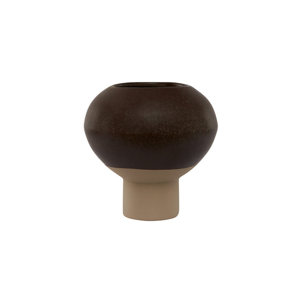 Hagi Vase - Brown