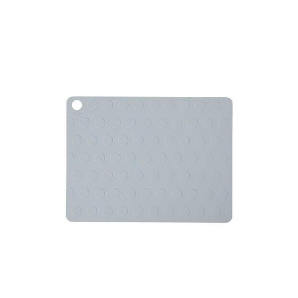 Placemat Dotto - 2 Pcs/Pack - Pale Blue