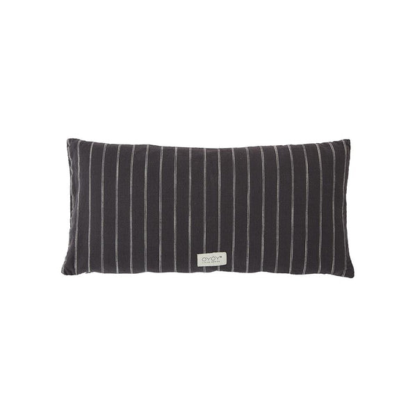 Kyoto Cushion - Long - Anthracite