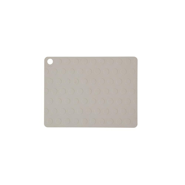 Placemat Dotto - 2 Pcs/Pack - Clay