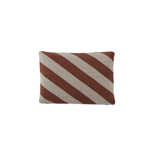 Takara Cushion - Brown/Camel