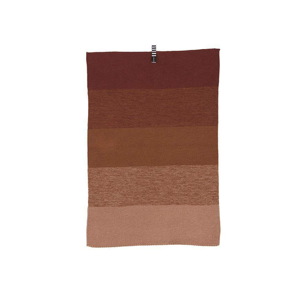 Niji Mini Towel - Dark Caramel