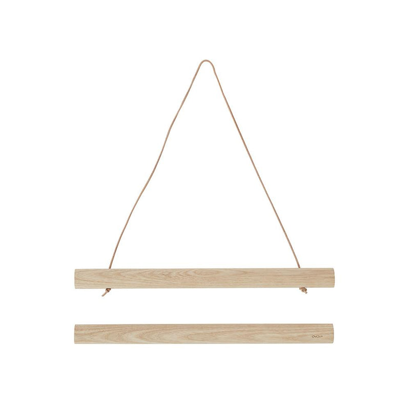 Wooden Poster Frame - Small