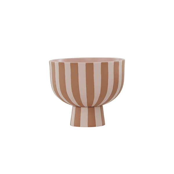 Toppu Bowl - Caramel / Rose