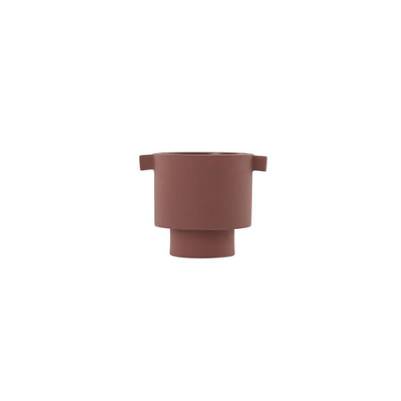 Inka Kana Pot - Small - Sienna