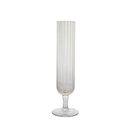 Mizu Champagne Glass - 2 pcs/set - Clear