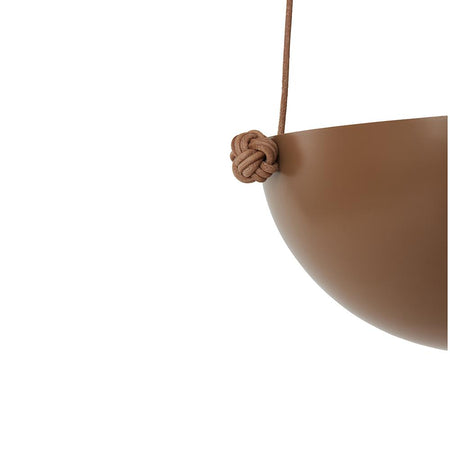 Pif Paf Puf Hanging Storage - 1 Bowl, Small - Nougat
