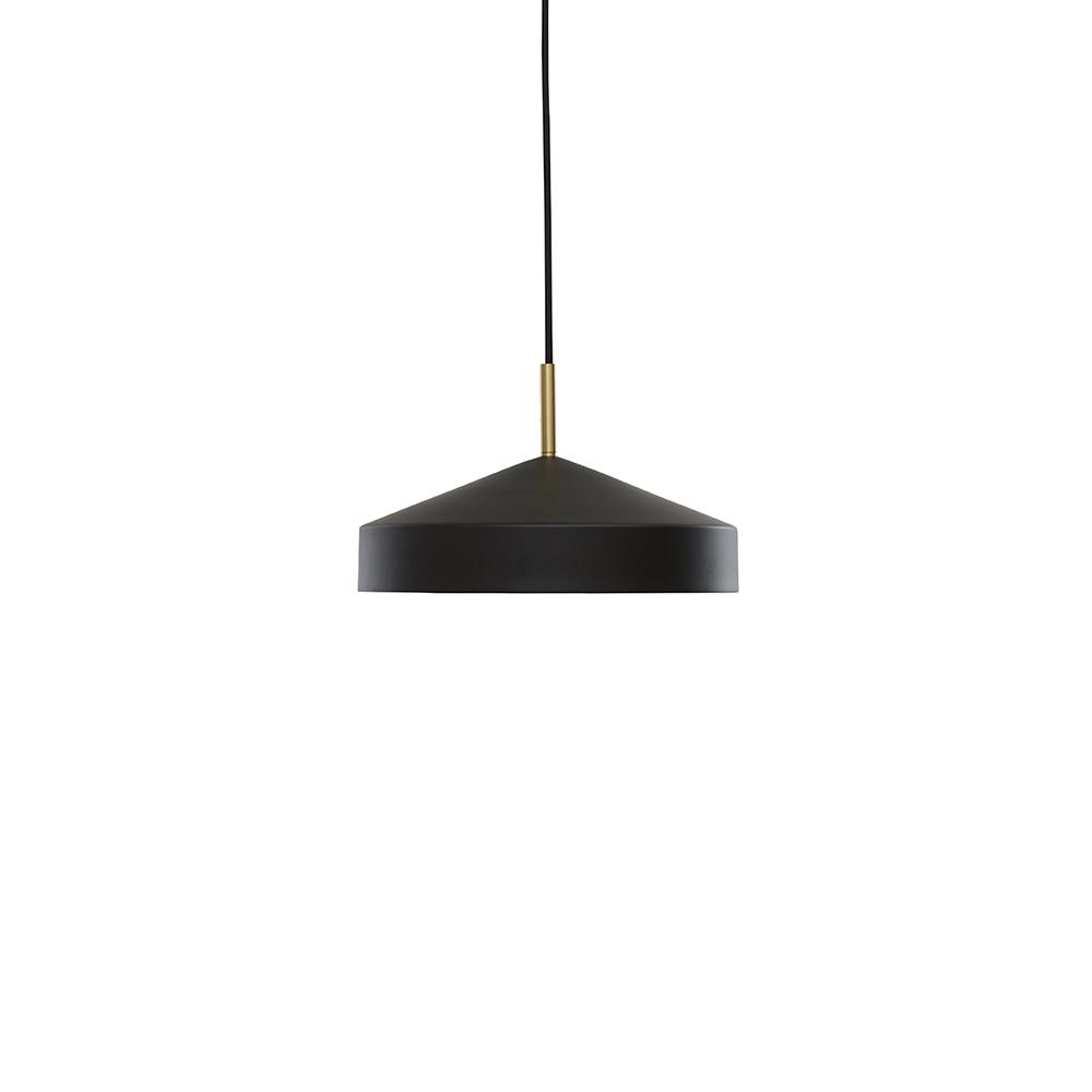 Hatto Pendant - Small - Black