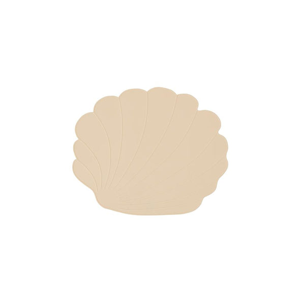 Placemat Seashell - Vanilla