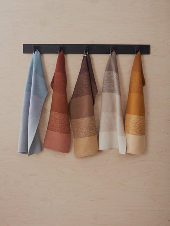 Niji Mini Towel - Clay