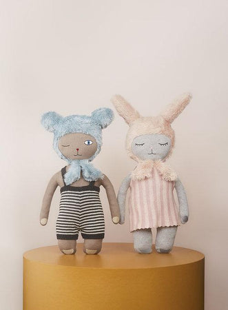 Hopsi Bunny Doll design by OYOY