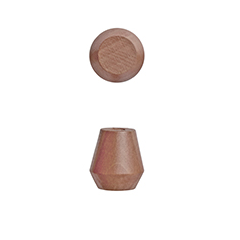Saki Hook - 2 Pcs/Set - Caramel
