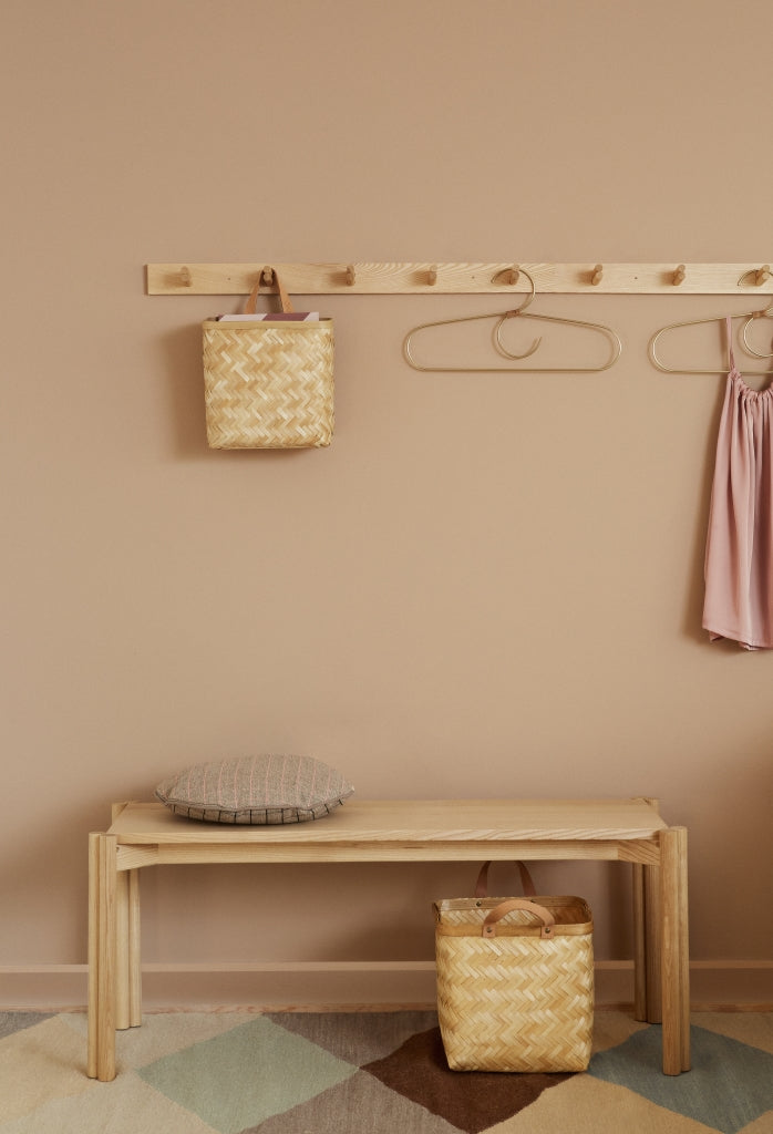 Pieni Coat Rack in Black