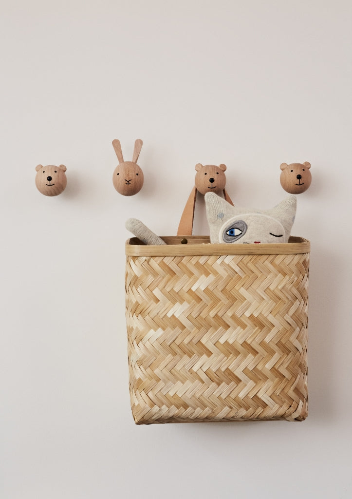 Sporta Wall Basket - Nature