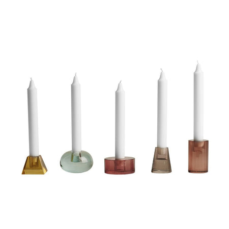 Nordic Candleholder in Various Colors & Shapes design by OYOY