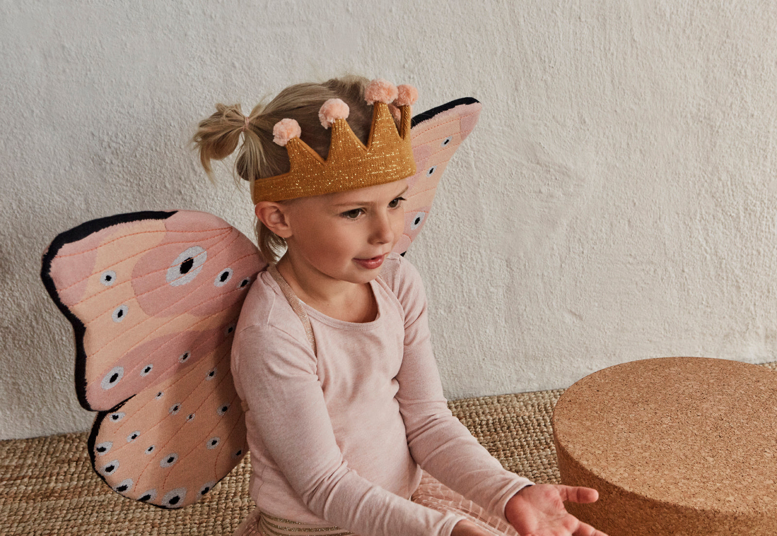 Costume Princess Crown - Camel