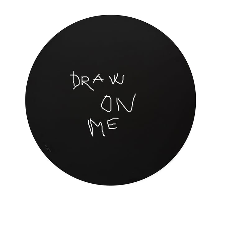 Draw On Me - Black Board