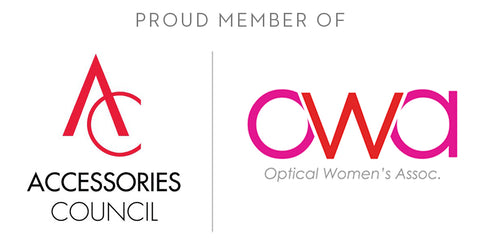 Accessories Council, OWA, Optical Women's Association, Fashion, Eyewear, Sunglasses, Design, Art, Music, Los Angeles, California, Woman Owned Business