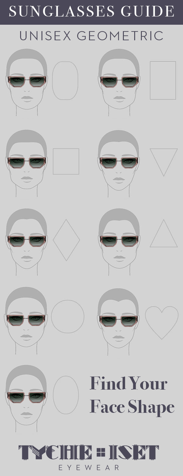 Sunglasses Face Shape Guide, Eyewear Style Guide, Independent Eyewear, Woman-Owned Business, Geometric Eyewear, Blue Sunglasses, Mythology, Accessories, Accessible Luxury, Los Angeles, Art Deco Inspired, Luxury, Celebrity Style