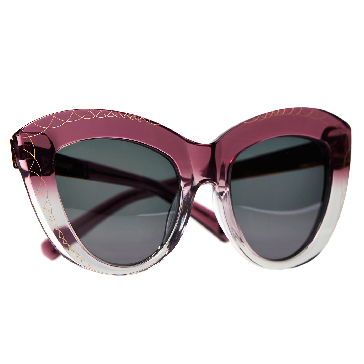 cat eye sunglasses, purple sunglasses, magenta sunglasses, oversized sunglasses, oversize glasses, oversize sunglasses, travel, wanderlust, art deco, art deco fashion, art deco inspo, celebrity style, chic sunglasses, eyewear, sunglasses, sunnies, celebrity eyewear, los angeles, los angeles eyewear, designer eywear, designer, luxury eyewear, avant garde eyewear, unisex eyewear