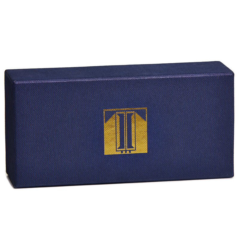 MIDNIGHT BLUE SUNGLASSES BOX CASE PACKAGING