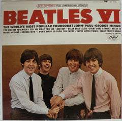 BEATLES VI STEREO ALBUM SEALED