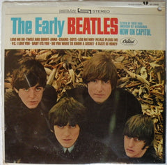 THE EARLY BEATLES STEREO ALBUM SEALED