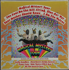 MAGICAL MYSTERY TOUR STEREO ALBUM SEALED