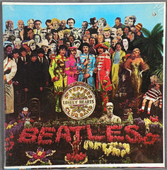 SGT. PEPPERS LONELY HEARTS CLUB BAND MONO ALBUM SEALED