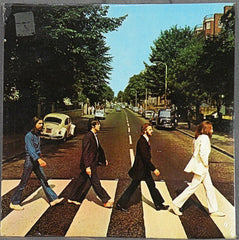 ABBEY ROAD STEREO ALBUM SEALED