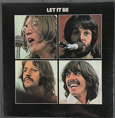 LET IT BE STEREO ALBUM SEALED
