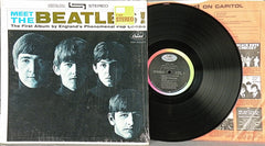 MEET THE BEATLES ! STEREO ALBUM