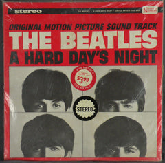 THE BEATLES A HARD DAY'S NIGHT STEREO ALBUM SEALED