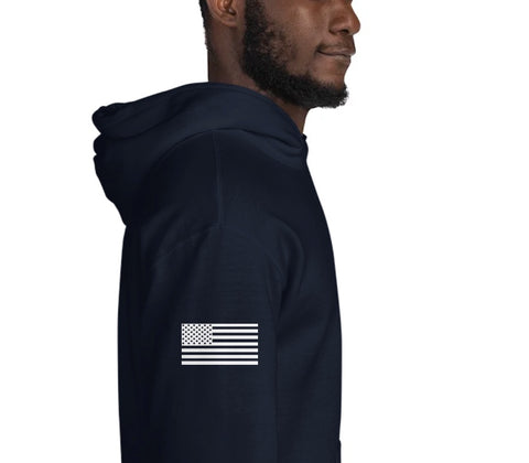 'SYR Stars and Stripes' Unisex Hoodie