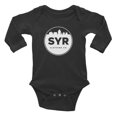 'SYR Clothing Co' Infant Long Sleeve Bodysuit
