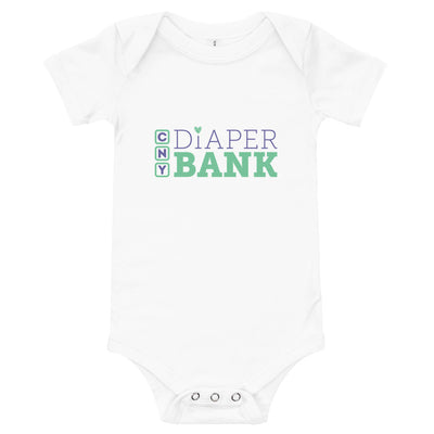 'CNY Diaper Bank' Onesie