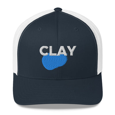 'Clay' Trucker Cap