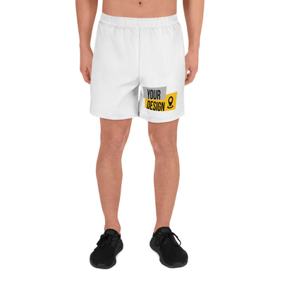Custom Men's Athletic Long Shorts
