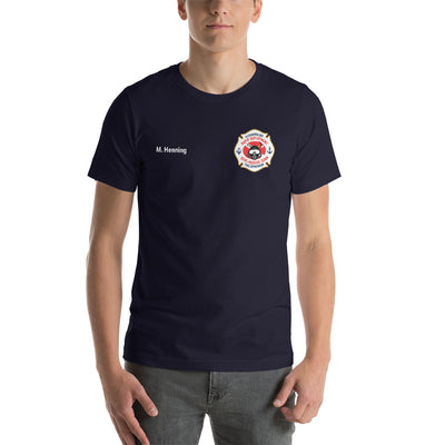 'Henning' Short-Sleeve Unisex T-Shirt