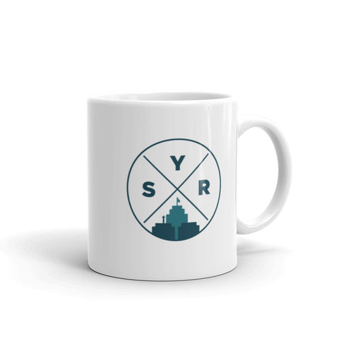 'SYR City Grid' 11oz. Mug