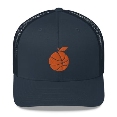 'Orange Basketball SYR' Trucker Cap