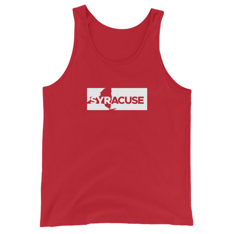 'Syracuse of New York' Unisex Tank