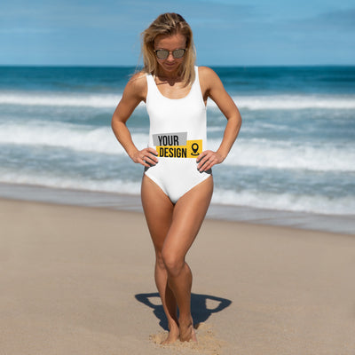 Custom One-Piece Swimsuit