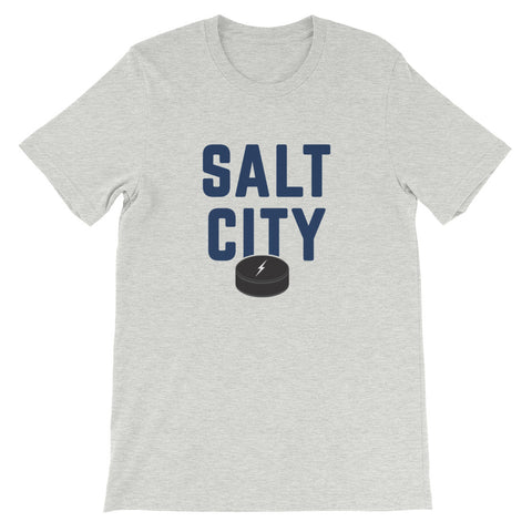 'Salt City Hockey' Unisex Premium T-Shirt
