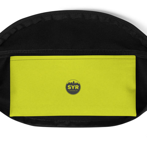 'Syracuse Athlete' Neon Fanny Pack