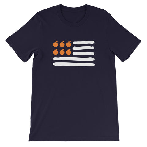 'Orange Flag' Unisex Premium T-Shirt