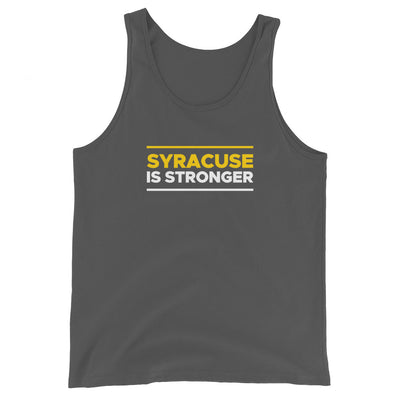 'Syracuse is Stronger' Unisex Tank